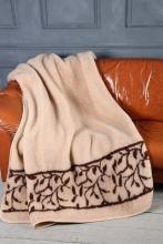 Одеяла и пледы из шерсти